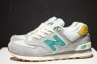 Кроссовки New Balance 574 Grey Green