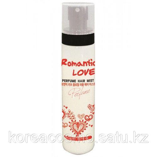 Парфюмированный спрей для волос Bosnic Romantic Love Floral Perfume Hair Mist