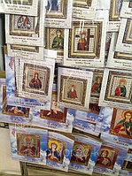 Именные иконы Чаривна Мить бисером в ассортименте, фото 1