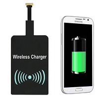 Модуль приемник для беспроводной зарядки Qi (Wireless Charging Receiver) с выходом Micro USB