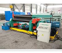 Листогиб, оборудование для загибания стальных листов 6*2000