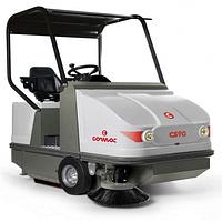 Подметально-всасывающая машина Comac CS 90D.