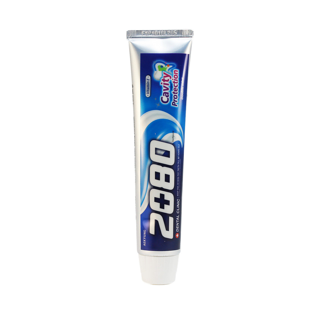 """Dental Clinic 2080 Toothpaste Cavity Protection Зубная паста """"Защита от кариеса"""" 160 гр"""