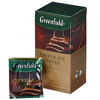 Чай Greenfield Chocolate Toffee