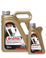 LOTOS SYNTHETIC TURBODIESEL PLUS с системой Thermal Control 5W/40
