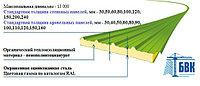 Кровельные сэндвич панели PIR (пенополиизоцианурат) 100