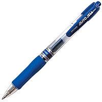 Ручка гелевая Crown автоматическая, синяя