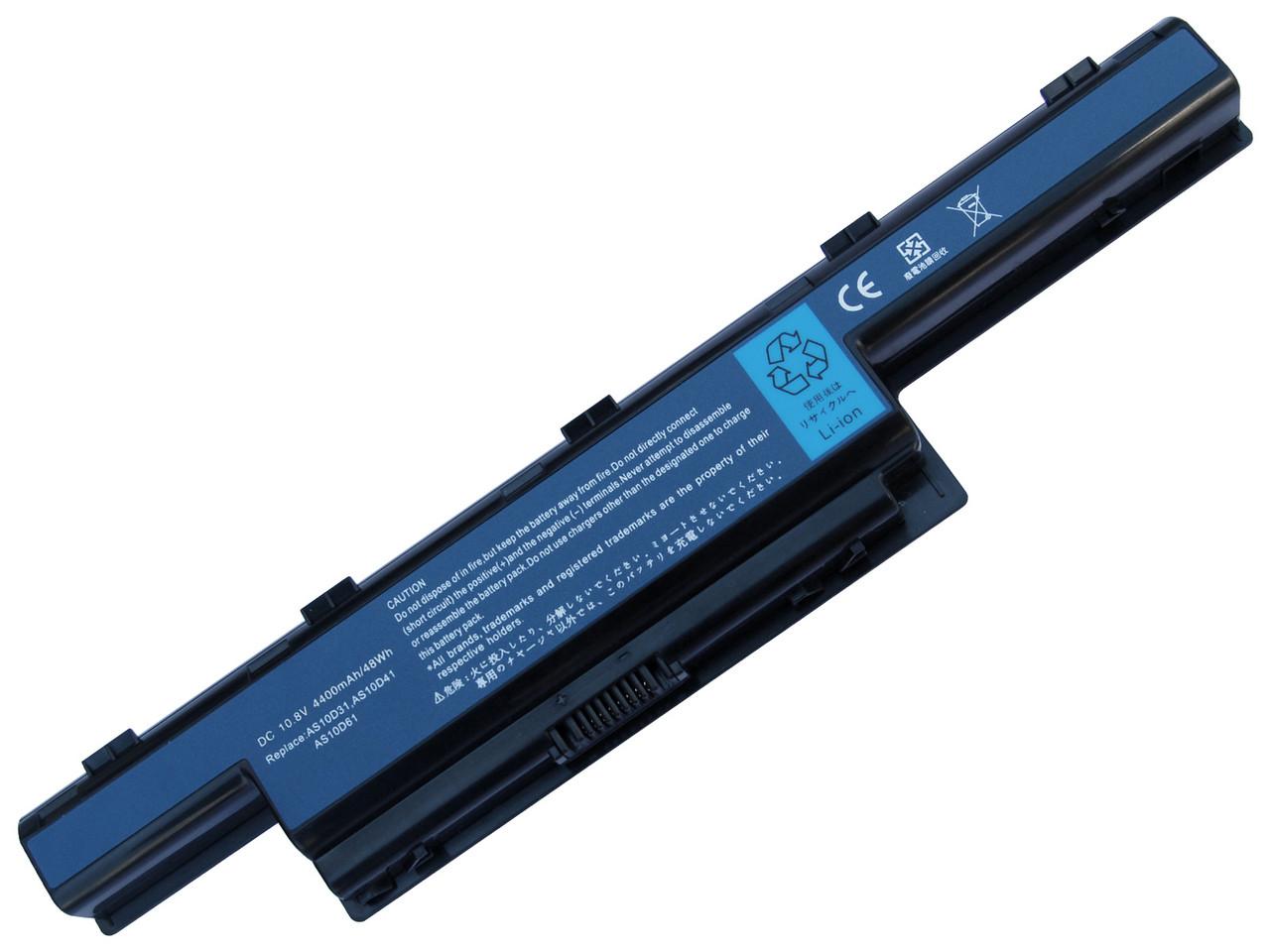 Аккумулятор для ноутбука Acer AS10D81