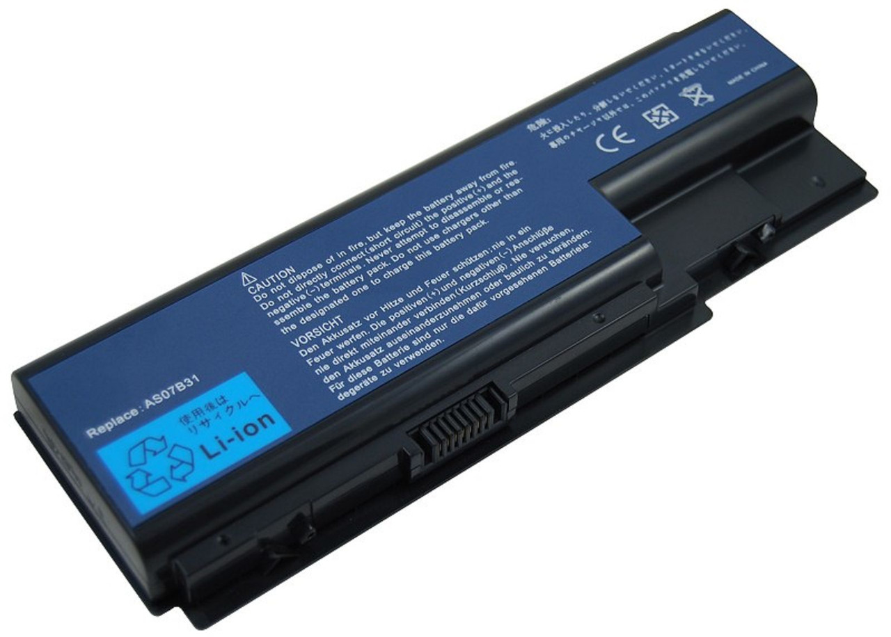 Аккумулятор для ноутбука Acer AS07B71