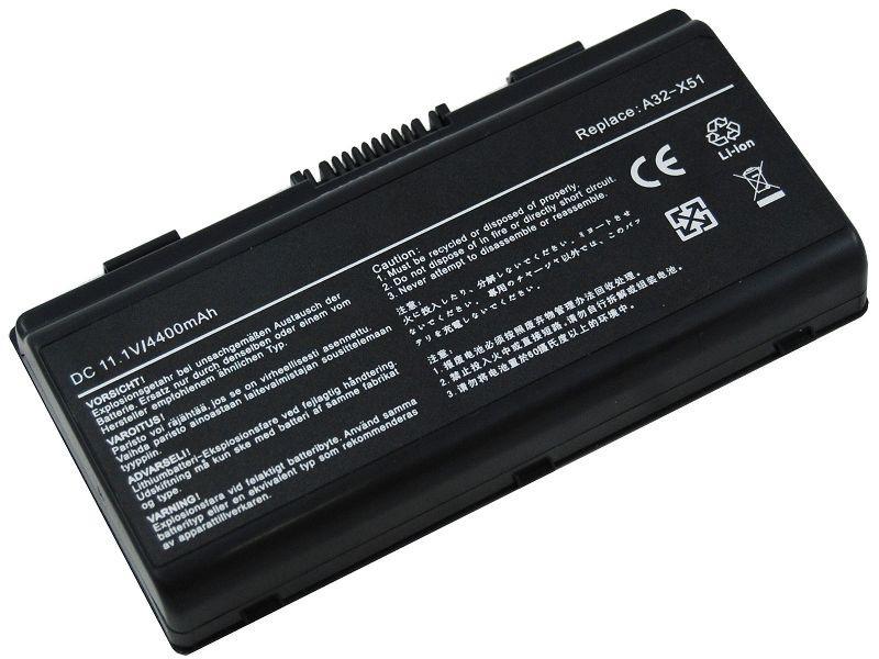 Аккумулятор для ноутбука Asus A32-X51