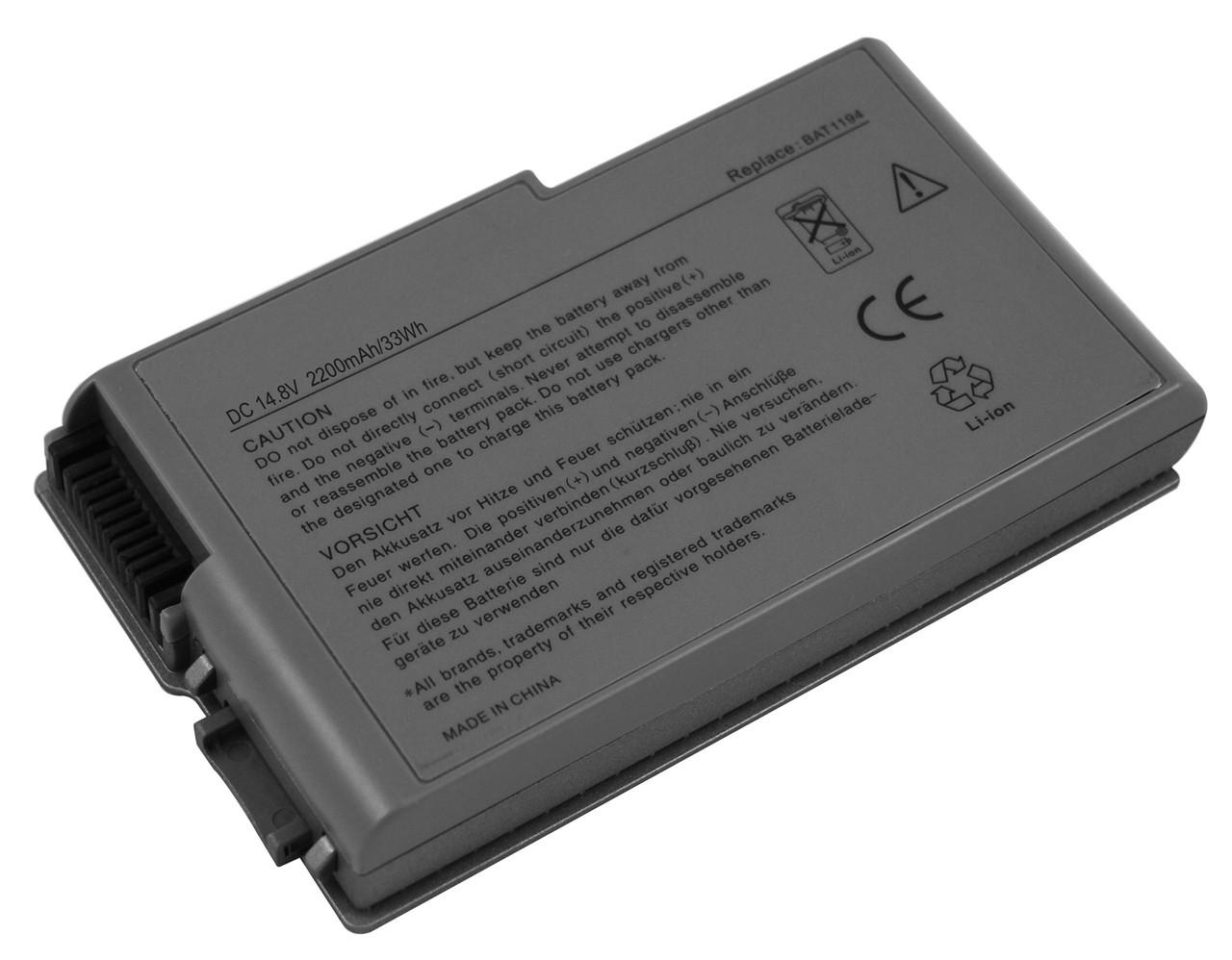 Аккумулятор для ноутбука Dell TYPE M9014