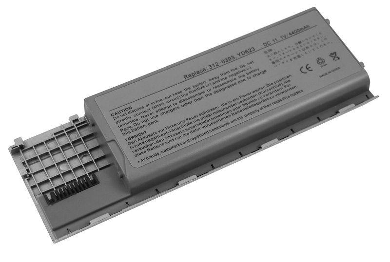 Аккумулятор для ноутбука Dell TYPE JD610