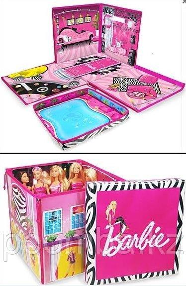 """Складная коробка для кукол Барби, складной домик Барби - Магазин игрушек """"Пумба"""" в Алматы"""