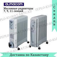 Масляный радиатор без вентилятора Almacom ORS-09Н