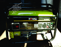 Электрогенератор Total tools TG-3900R