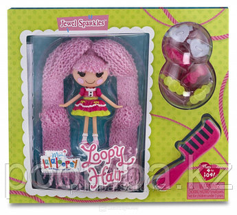 Куклы Лалалупси мини, Lalaloopsy Mini, Волосы нити в асс.