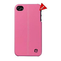 Чехол trexta apple iphone 4g/4s classik, цвет розовый (pink)