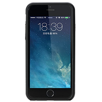 Чехол rock apple iphone 6 plus/6s plus, royce series, цвет серое железо (iron grey)
