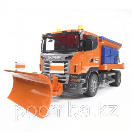 Bruder Scania R-Series Снегоуборочная машина