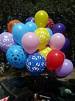 Гелиевые шары с рисунками, фото 1