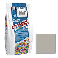 Затирка для швов MAPEI Ultracolor Plus № 111/2кг (Светло-серый) 859383