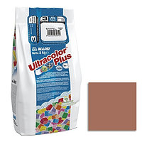 Затирка для швов MAPEI Ultracolor Plus № 145/2кг (Охра) 859412