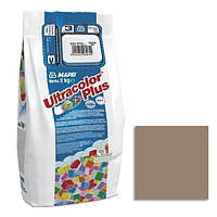 Затирка для швов MAPEI Ultracolor Plus № 142/2кг (Коричневый) 859406