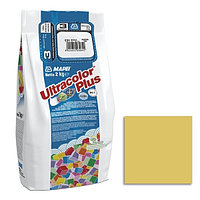 Затирка для швов MAPEI Ultracolor Plus № 150/2кг (Желтый) 859414