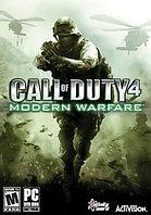 Игра для PS3 Call of Duty Modern Warfare 4 в пластиковой упаковке (вскрытый)