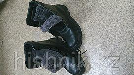 """Ботинки с высоким берцем мужские """"Рейнджер"""" на натуральном меху"""