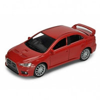 Машинки Welly Welly: 1:34-39 Mitsubishi Lancer Evolution X