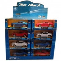 Машинки TopMark TopMark: 1:38 BENTLEY CONTINENTAL GTTopMark: 1:38 BENTLEY CONTINENTAL GT