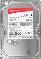 Жесткий диск HDWD105UZSVA TOSHIBA HDWD105UZSVA P300 High-Performance 500GB3.5 7200 об/мин 64Мб SATA