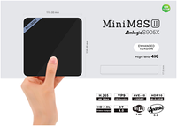 Mini M8S II TVBOX