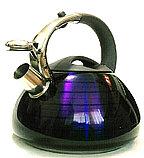 Чайник со свистком Monarch, 2.7  литра, фото 2