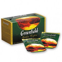 Чай Greenfield Golden Ceylon Tea, 25 пакетиков