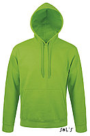 HOODED SWEAT-SHIRT UNISEX Цвет Lime