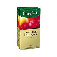 Чай Greenfield Summer Bouquet, 25 пакетиков