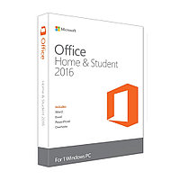 Microsoft Office Home and Student 2016 Win Russian Kazakhstan Only Medialess (Art:904355437)
