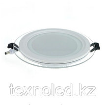 Потолочный светильник круглый 15W со стеклом, фото 3