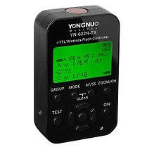 Трансмиттер-Передатчик Yongnuo YN-622N-TX Nikon I-TTL 1-шт, фото 3