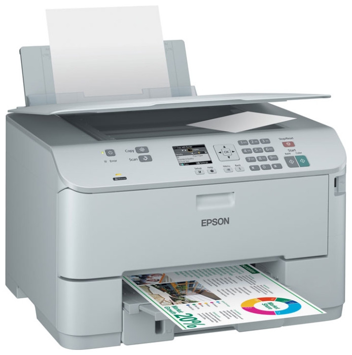 МФУ Epson WorkForce Pro WP-4515 DN