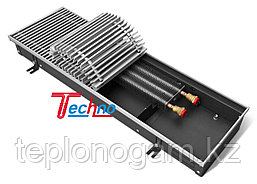 Конвектор внутрипольный (встраиваемый) с естественной конвекцией - Techno Usual KVZ 250-105-800