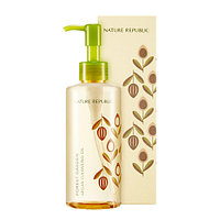 Гидрофильное масло Nature Republic Forest Garden Argan Cleansing Oil с аргановым маслом,200мл