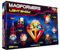 Magformers Led Lighted 55 set