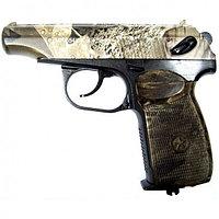 Пистолет пневм. МР-654К-23  (камуфляж обн. ручка), фото 1