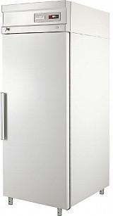 Холодильный шкаф с металлической дверью CB107-S