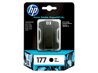 HP Black Ink Cartridge №177 for PhotoSmart