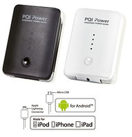 PQI Power Bank i-Power 5200M, 5200mAh