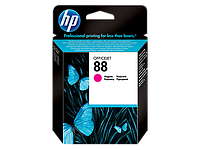 HP  Magenta Ink Cartridge with Vivera Ink №88 for OfficeJet Pro, 10 ml, up to 1000 pages
